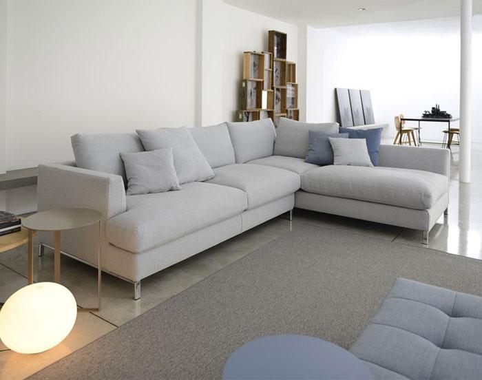Ghế sofa thiết kế thanh lịch ấm áp