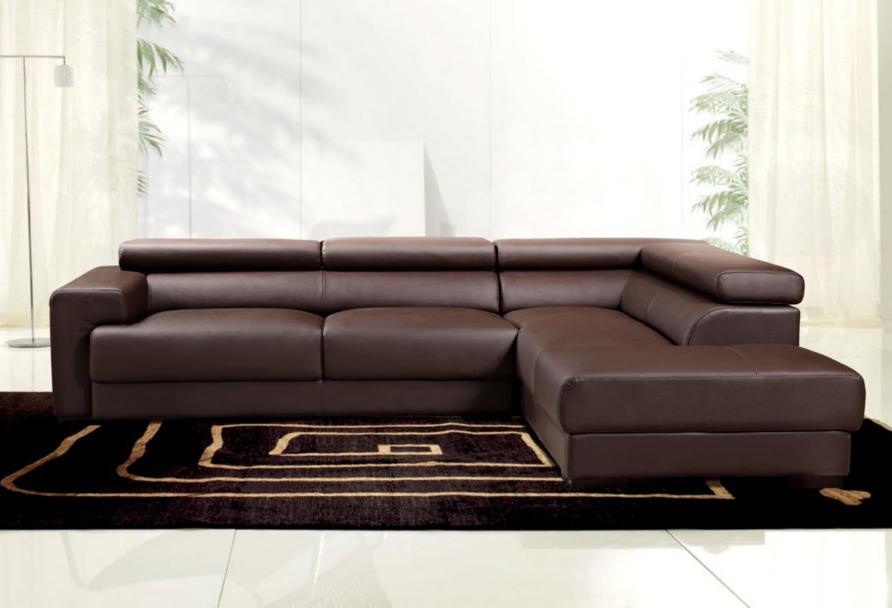 Cách làm sạch sofa da